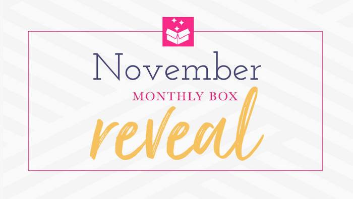 November Box Reveal