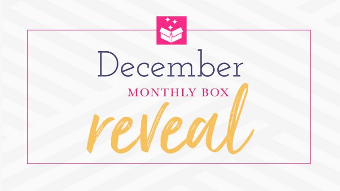 December Box Reveal