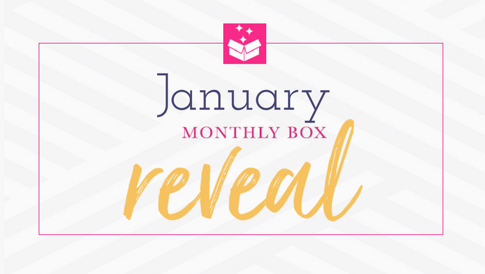 January Box Reveal