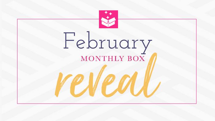 February Box Reveal