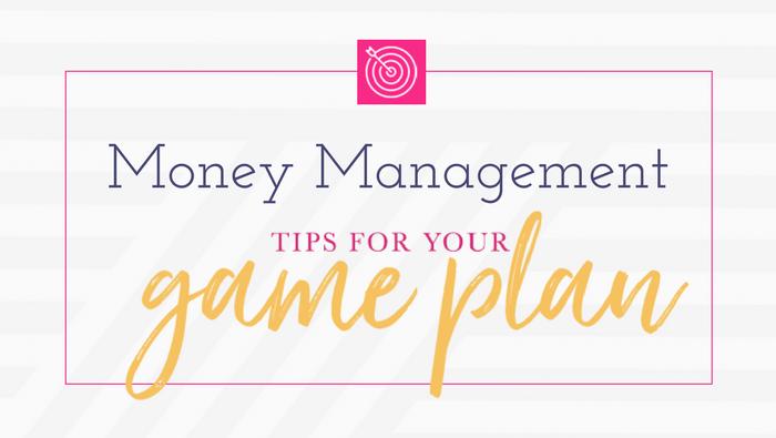 February Theme: Money Management