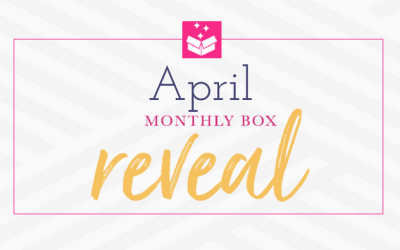 April 2018 Box Reveal