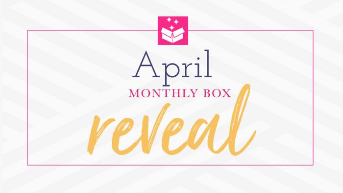 April 2018 Box Reveal