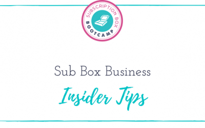 Sub Box Business Insider Tips