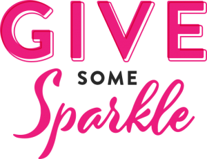 give some sparkle
