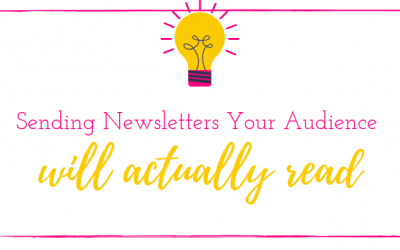 Sending Newsletters Your Audience Actually Read