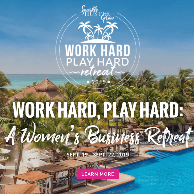 retreat for boss babes