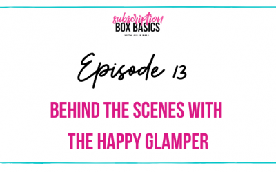 Behind the Scenes with The Happy Glamper