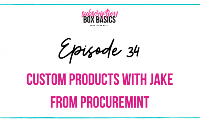 Custom products with Jake from Procuremint