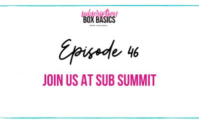 Join Us at Sub Summit