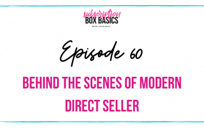 Behind the Scenes of Modern Direct Seller