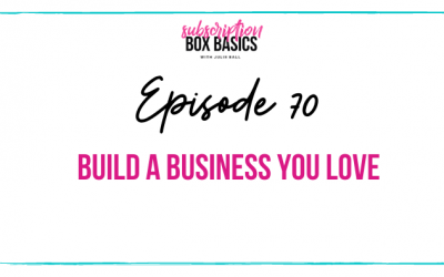Build A Business You Love