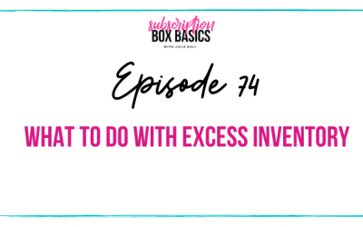 What To Do with Excess Inventory