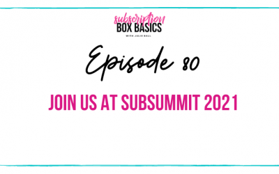 Join Us at SubSummit 2021