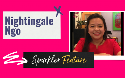 Sparkler Features: Nightingale Ngo