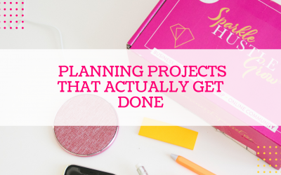 Planning Projects that Actually Get Done