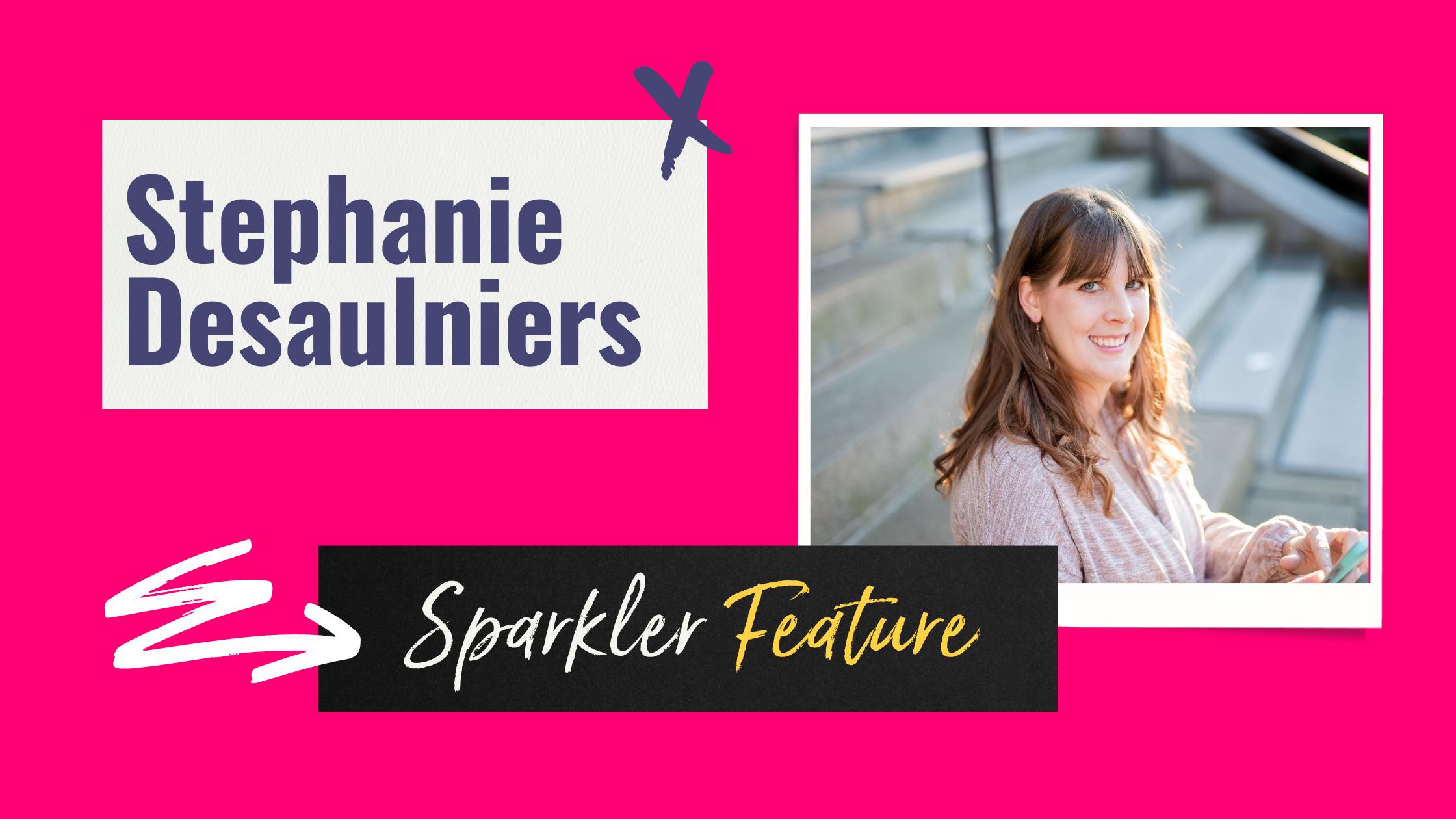 Stephanie Desaulniers Feature image